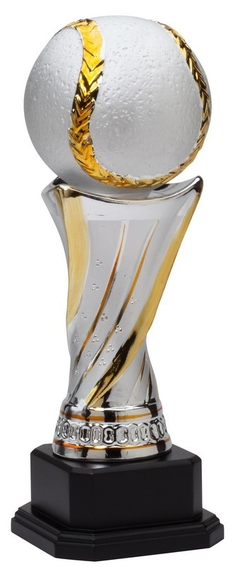 Premium Ceramic<BR> Baseball Trophy<BR> 12.75 to 20 Inches