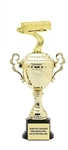 Monaco Gold Cup<BR> School Bus Trophy<BR> 13 to 16 Inches