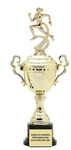 Monaco Gold Cup<BR> F Motion Track Trophy<BR> 13 to 16 Inches