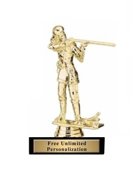 Frontiersman Trophy<BR> 6.5 Inches