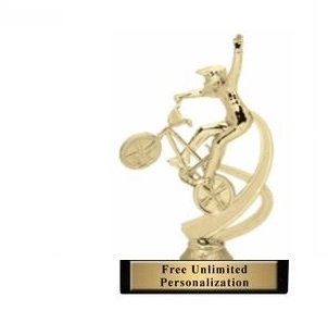 Motion BMX Trophy<BR> 7 Inches
