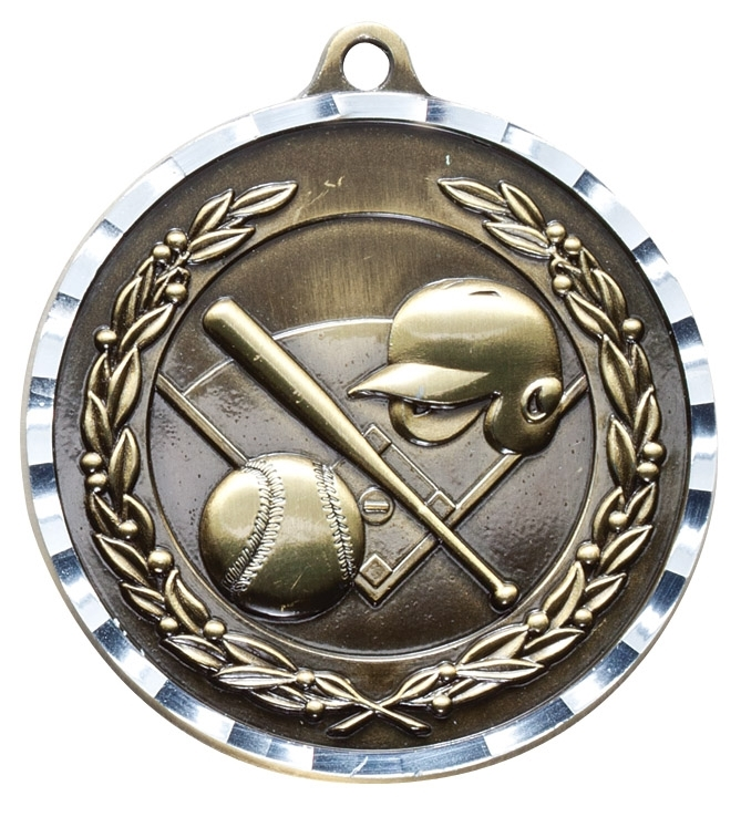 FREE ENGRAVING /& P /& P TENNIS GOLD//SILV//BRONZE WITH RIBBON MEDAL