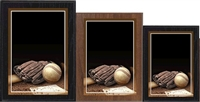 Photo Sport<BR> Baseball Plaque<BR> 3 Sizes