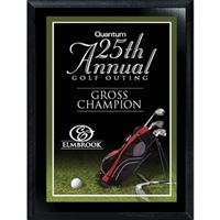 Photo Sport<BR> Golf Plaque<BR> 3 Sizes