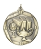 Olympic Lamp Medal<BR> Gold/Silver/Bronze<BR> 2.25 Inches