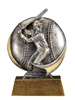 Mini Motion<BR> Baseball Trophy<BR> 5 Inches