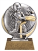 Mini Motion<BR> T-Ball Trophy<BR> 5 Inches