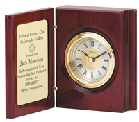 Shakespeare Book Clock<BR> 5.5 Inches