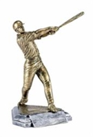 Freeman Classic<BR> Baseball Batter Trophy<BR> 8.5 Inches