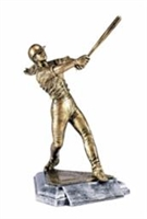 Freeman Classic<BR> Softball Batter Trophy<BR> 8.5 Inches
