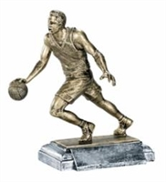 Freeman Classic<BR> Male Basketball Trophy<BR> 8 Inches