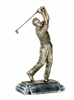 Freeman Classic<BR> Male Golf Trophy<BR> 10.5 Inches