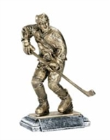Freeman Classic<BR> Hockey Player Trophy<BR> 9.25 Inches