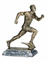Freeman Classic<BR> Male Track Trophy<BR> 8 Inches