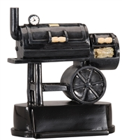 BBQ Smoker Trophy<BR> 5 Inches