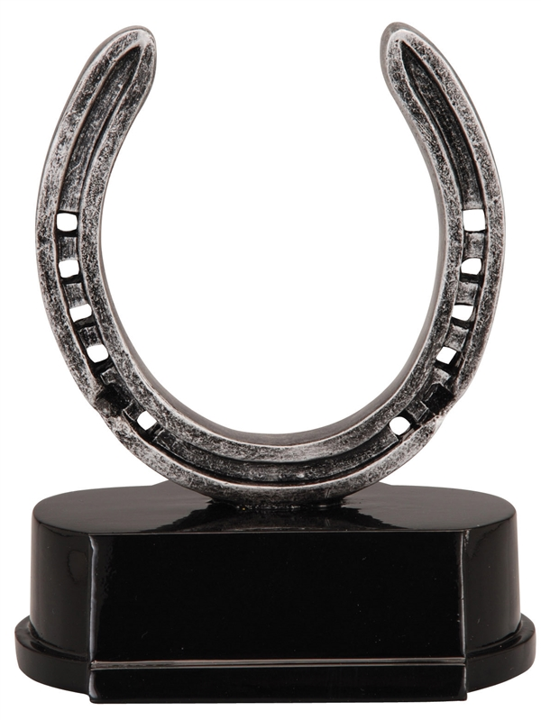 The Horse Shoe Trophy<BR> 5.5 Inches