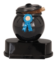 Chili Pot Trophy<BR> 5 Inches
