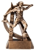 Ultra Female Soccer Trophy<BR> 6.5 Inches