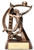 Ultra Male Volleyball Trophy<BR> 6.5 Inches