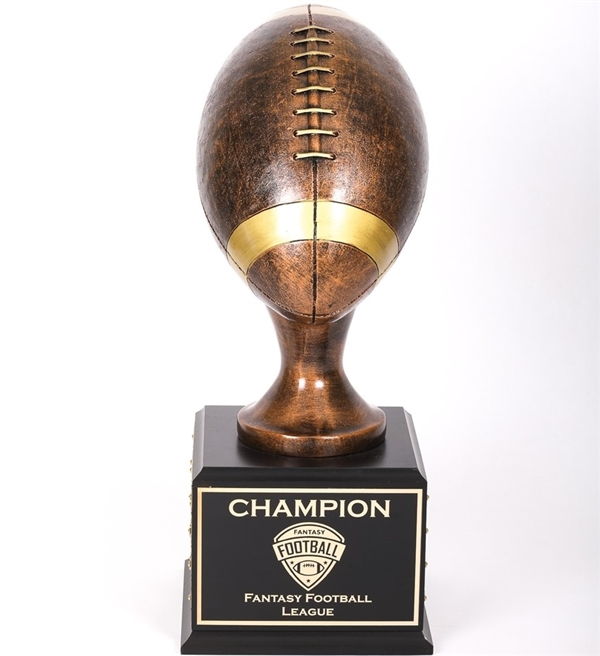 Gridiron Football Trophy<BR> 16 Inches