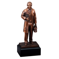 Bronze Gallery<BR> Doctor Trophy<BR> 12 Inches