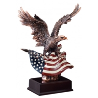 Americana Premier<BR> Eagle Trophy<BR> 10.25 to 14.5 Inches