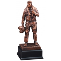 Bronze Gallery<BR> US Air Force Trophy<BR> 12 Inches