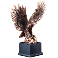 Independence<BR> Bronze Eagle<BR> 4.5 to 12 Inches