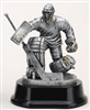 Hockey Goalie Trophy<BR> 6 Inches