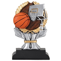 Impact<BR> Basketball Trophy<BR> 6 Inches