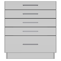 Base 5 Drawer