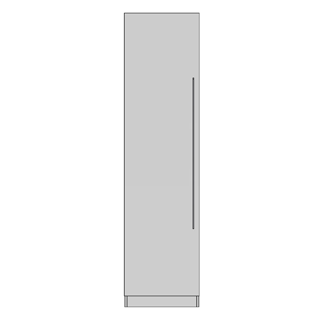 Pantry Single 1 Door