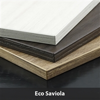 Eco Saviola Custom RTA Cabinets Sample