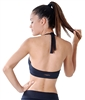 PIRAJA TIE-BACK HALTER BRA SOLIDS