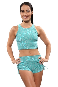 RIBEIRA CROP TOP PRINTS