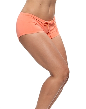 BLUMENAU SHORT SOLIDS - Lightweight Peach - Small