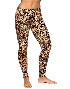 XIQUE XIQUE FULL LENGTH LEGGING PRINTS - Jaguar - X-Small