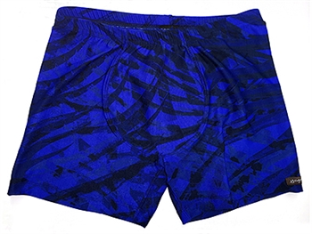 GALINHA SHORT PRINTS - Midnight Blue - Large