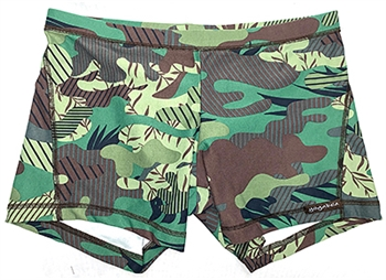 SAFADO SHORT PRINTS - Fatigues - Medium