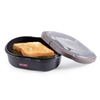 Perfect Seal Bento Box - Charcoal Gray