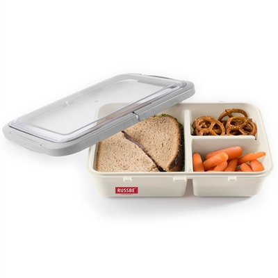 Perfect Seal Bento Box - White