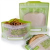 Statement Green Russbe Sandwich and Snack Bags
