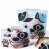 Dog Linen Russbe Sandwich and Snack Bags