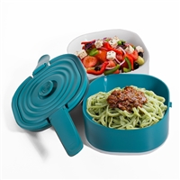 Air Seal Bento Box - Teal