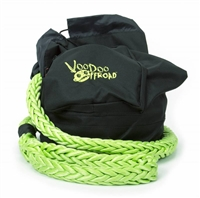 Storage Bag Black for Recovery Rope