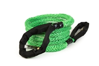 7/8 inch x 20 foot Green Recovery Rope by VooDoo Offroad