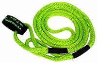 VooDoo 1/2 inch x 16 foot Green Recovery Rope
