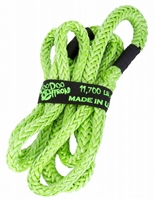1/2 inch x 10 foot Green Recovery Rope by VooDoo Offroad