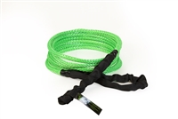 1/2 inch x 20 foot Green Recovery Rope by VooDoo Offroad