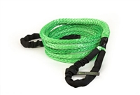 3/4 inch x 20 foot Green Recovery Rope by VooDoo Offroad